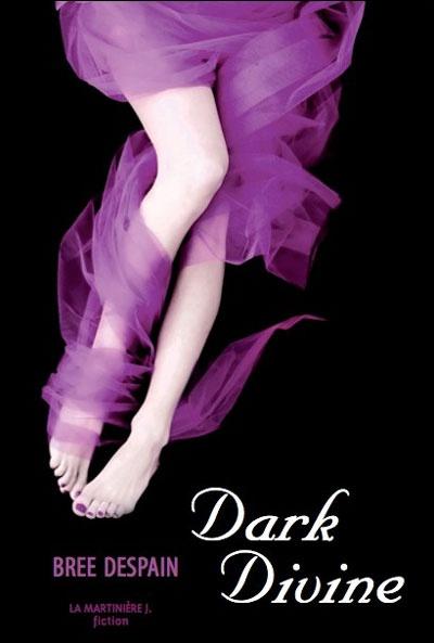 """""""DARK DIVINE"""" de Bree Despain... un Coup de Coeur !"""