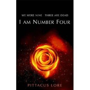 """""""I am number four"""" de Pittacus Lore aux éditons BAAM..."""