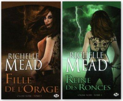 Une nouvelle série de Richelle Mead pour Juin 2010 chez Milady.