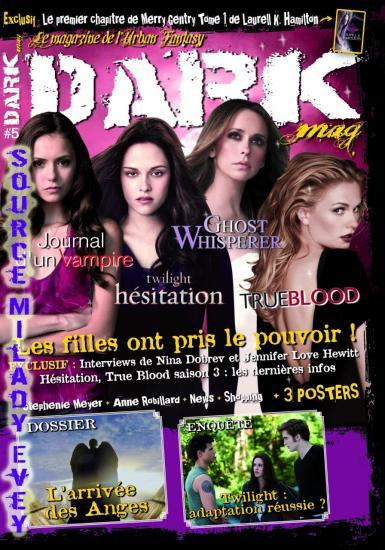 Dark Mag n° 5 sorti le 23 avril 2010.