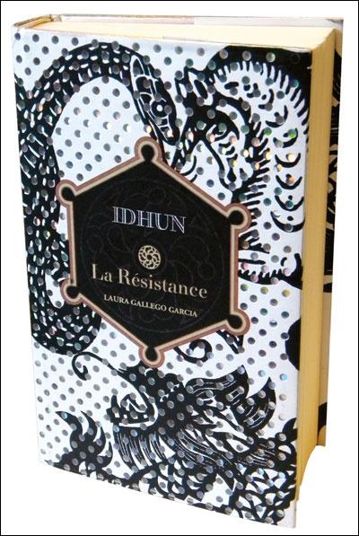 """""""Idhun"""" de Laura Gallego Garcia, à paraître le 30 avril chez Bayard Jeunesse."""