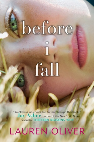 """""""Before I fall"""" de Lauren Oliver, l'année prochaine chez Black Moon."""