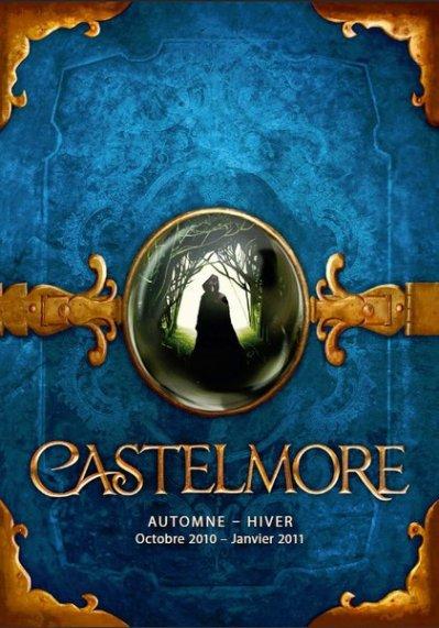 Pti mémo : Castelmore... nouvelle maison d'édition pour ados !