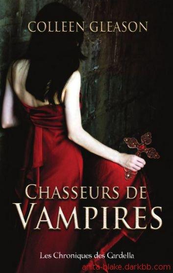 Une nouvelle chasseuse pour Septembre 2010 chez City Editions.