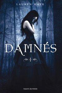 """""""Mon ange, ma malédiction"""" de Lauren Kate."""