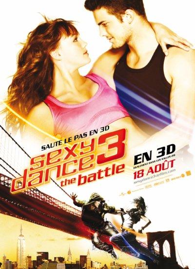 """""""Sexy dance 3"""" le film..."""