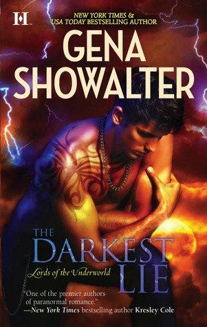 Les seigneurs de l'ombre de Gena Showalter...