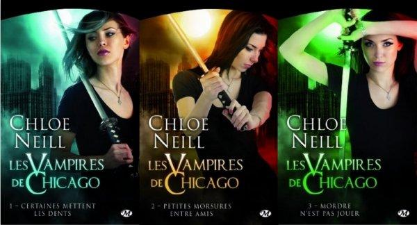 Nouveau vampire chez Milady...