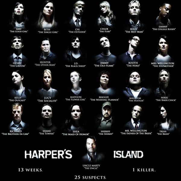 Harper's Island saison 1...