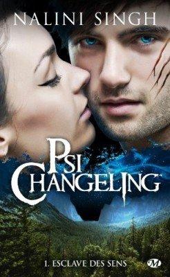 Nalini Singh... une autre série... Les Psi-Changeling.