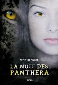 Une autre créature pour Nina Blazon...
