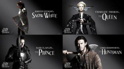 Snow white and the Huntsman... un pti avant goût.