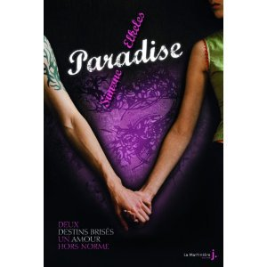 """Paradise"" de Simone Elkeles..."