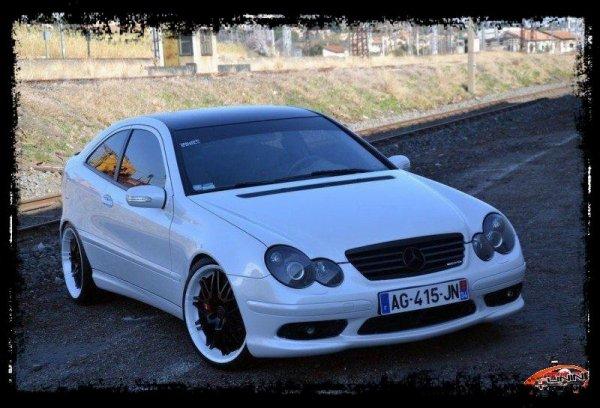 Mercedes Coupé AMG