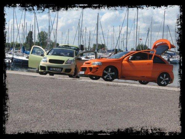 0pel Astra & Citroën C2