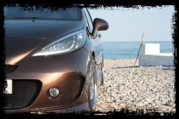 """Peugeot 207 """"Nutella"""""""