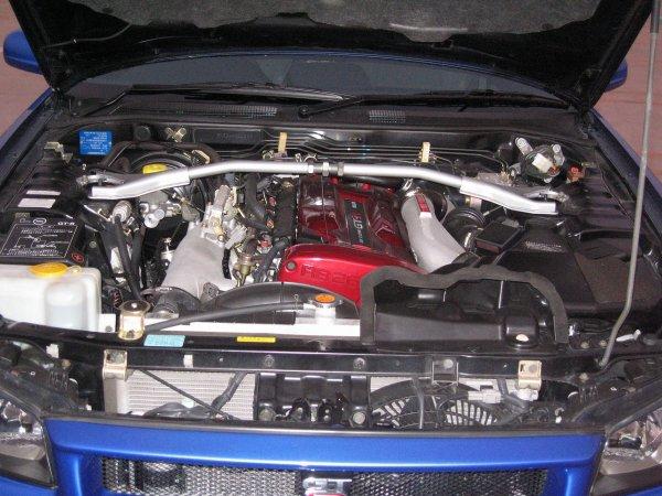 Moteur GT-R de la Skyline 1999