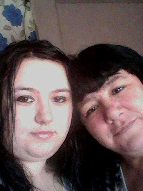 Moi et la maman