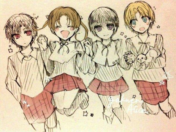 Gakuen Alice - L'Académie Alice