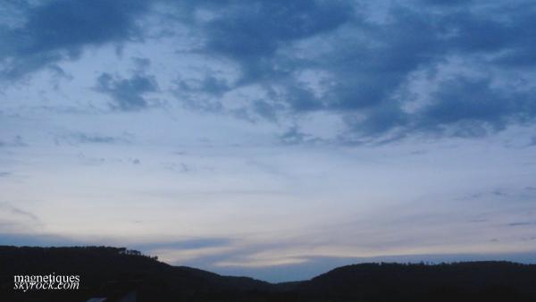 . «Un paysage est le fond du tableau de la vie humaine.»   12