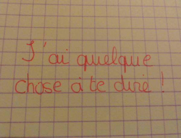 . « Juste pour le FUN ! » 18