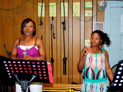 Emillienne et Solange