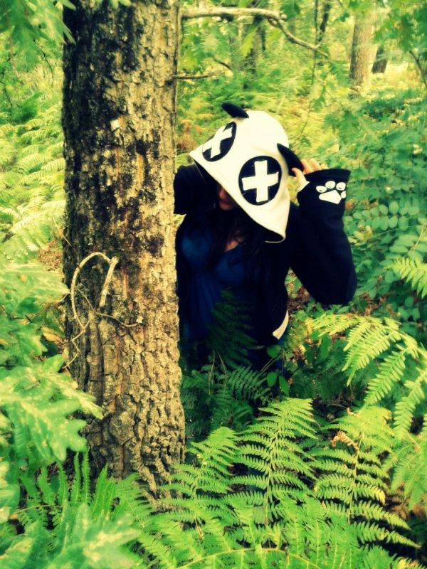 Wanted !  Nous recherchons ce Panda ! si quelqu'un le trouve veiller la rapporter à son propriétaire ou sinon adopter la :3