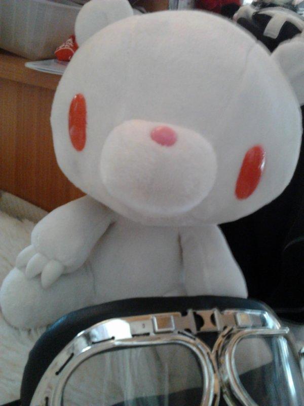 Mon bébé Gloomy Bear qui n'a encore tuer personne ^^ <3