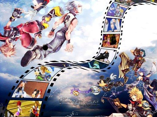 Histoire de Kingdom Hearts