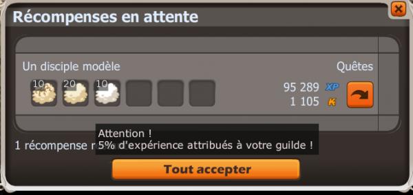 Article n°3 - Les Pré - quêtes !