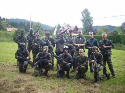 ma team d'airsoft