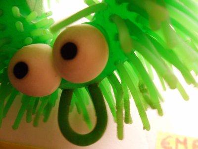 je l'aime mon truc vert