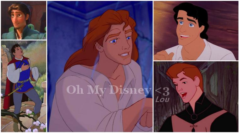 Votre prince préféré...