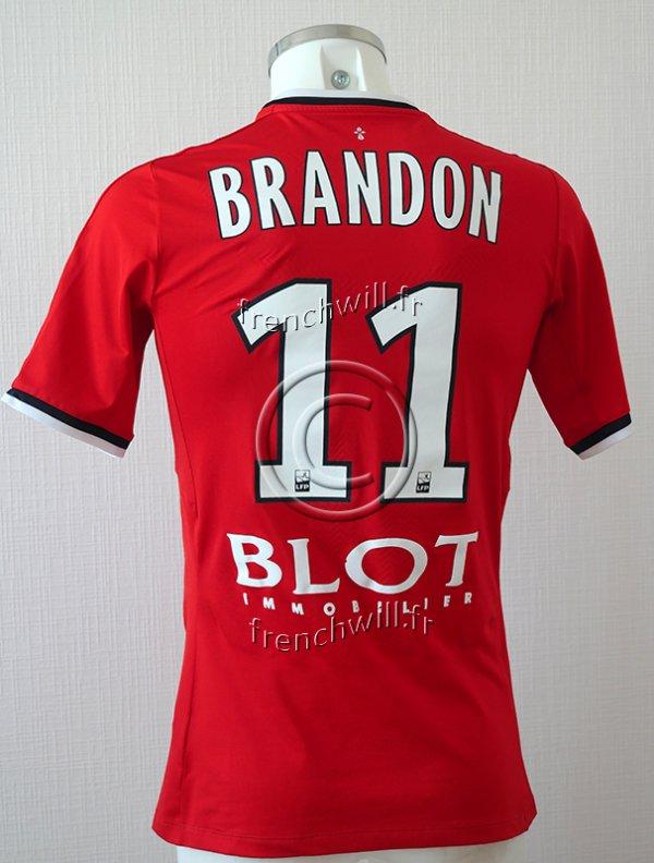 Maillot de Brandon
