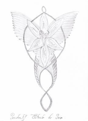 Blog de ladine8585 page 9 mes dessins mes peintures - Dessin seigneur des anneaux ...