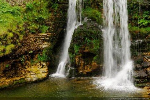 La cascade du Bonheur