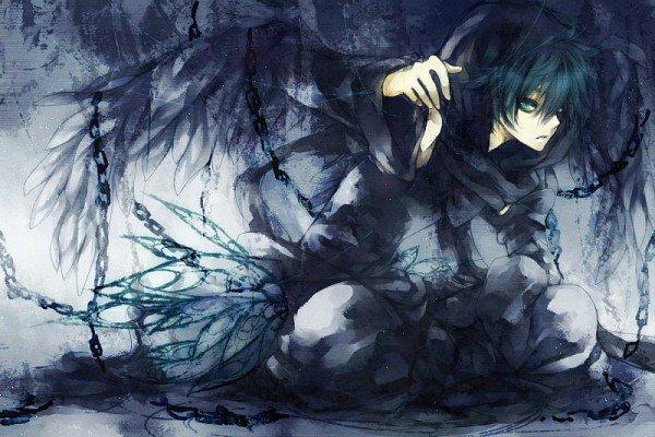 _  L'ange ne diffère du démon que par une réflexion qui ne s'est pas encore présentée à lui. _