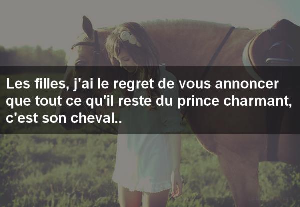 Prince charmant??