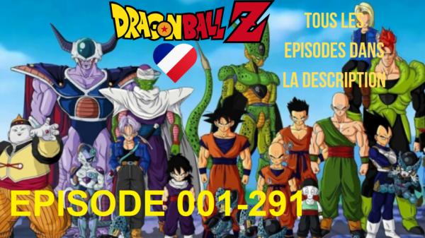 Tous les épisodes de dragon ball en français vf