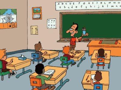 INFO: Les enfants nés en fin d'année ont une scolarité plus difficile.