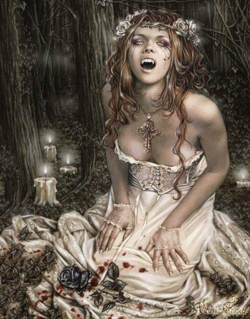 Catégorie : VAMPIRE