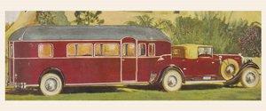 Histoire de rendre  à césar ce qui est à césar, un peu d'histoire sur les caravanes Américaines