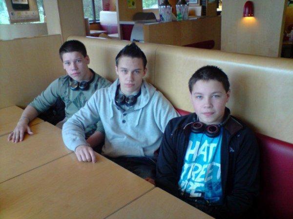 mes 3 fils ke jaime
