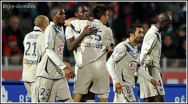 ๏ Lille - Bordeaux ๏