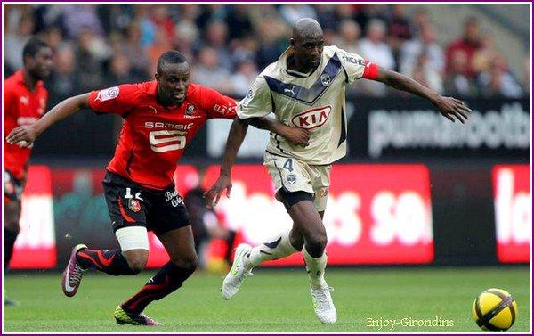 ๏ Bordeaux - Saint-Etienne ๏ & ๏ Rennes - Bordeaux ๏