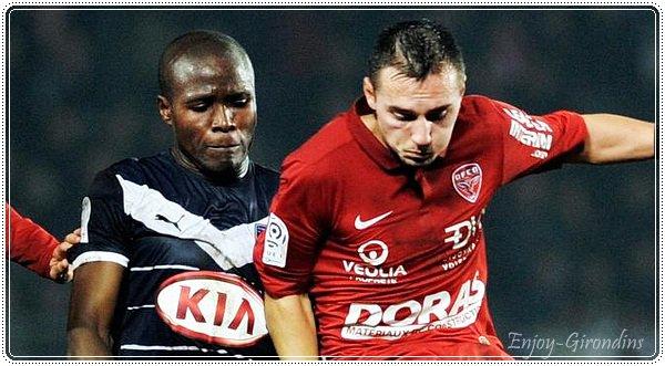 Lyon-Bordeaux ; Bordeaux-Montpellier ; Angers-Bordeaux ; Nice-Bordeaux ; Bordeaux-Brest ; Ajaccio-Bordeaux ; Bordeaux-PSG ; Dijon-Bordeaux