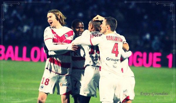Evian TG-Bordeaux ; Bordeaux-Toulouse ; Lyon-Bordeaux ; Lille-Bordeaux ; Bordeaux-Lyon ; Montpellier-Bordeaux