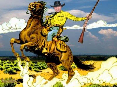 cowboy vous salut