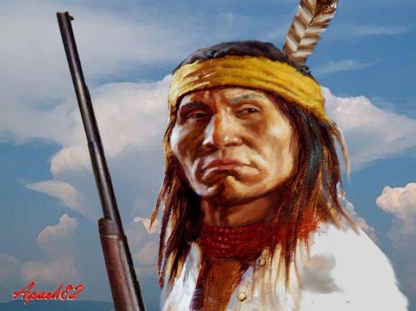 Jeff Chandler dans le role de Cochise  Réalisé en 1949, et sorti avec un an de retard aux Etats-Unis, La Flèche brisée marque le retour de James Stewart au western après une dizaine d'année d'éloignement du genre. Si le film est avant tout connu pour la prise de position pro-Indienne de son scénario, le travail de réalisation de Delmer Daves n'est aucunement à négliger : La Flèche brisée reste grâce à eux, des décennies après sa sortie, un grand film subversif.