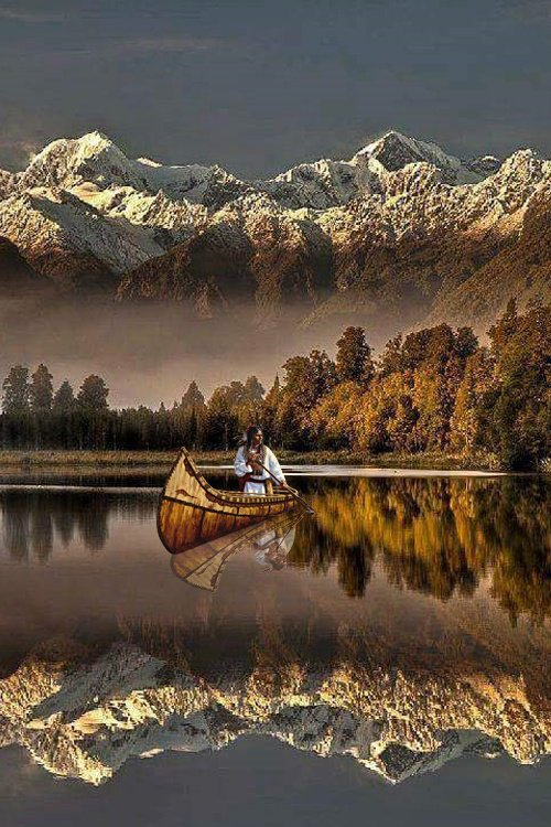 une belle balade sur le lac